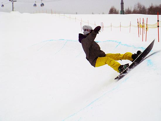【富良野スキー場】