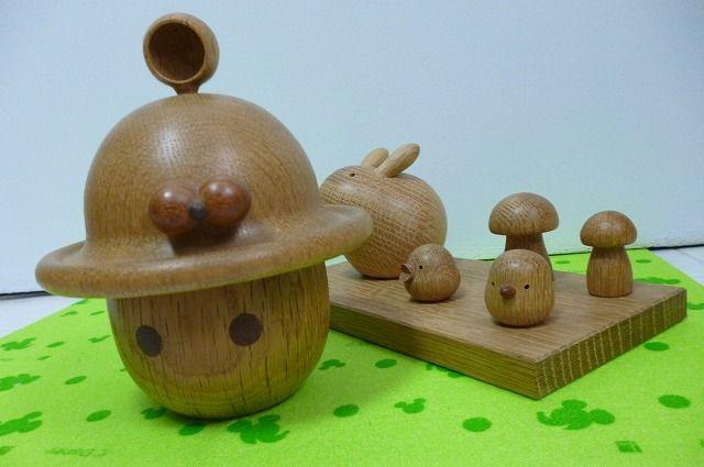 東川の木工クラフト